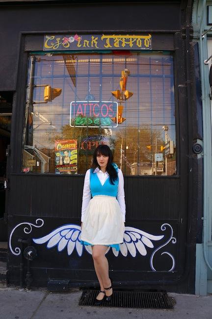 Sage Belle cosplay