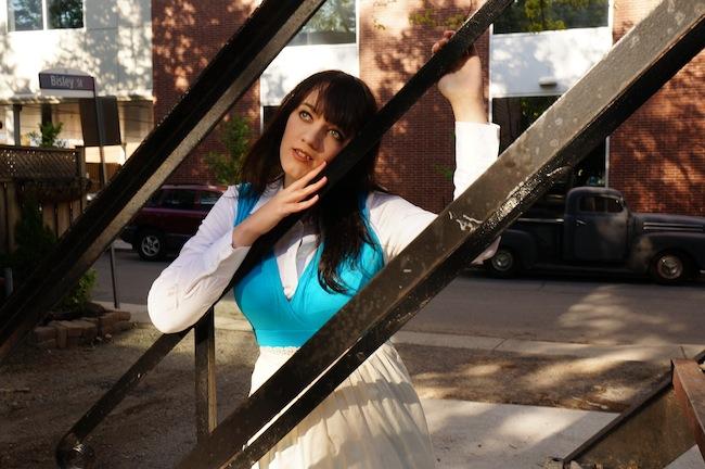 Belle cosplay Sage
