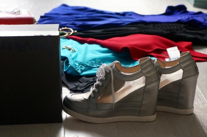 trendy haul shoes