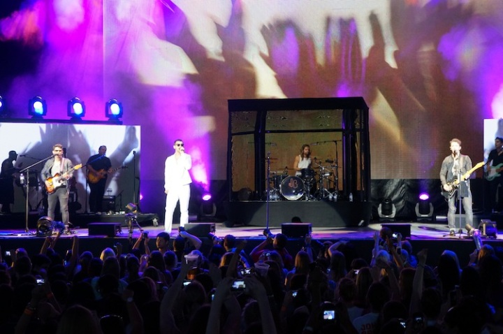 Jonas Brothers Toronto 2013 concert