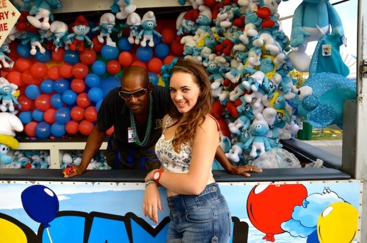 carnival friend