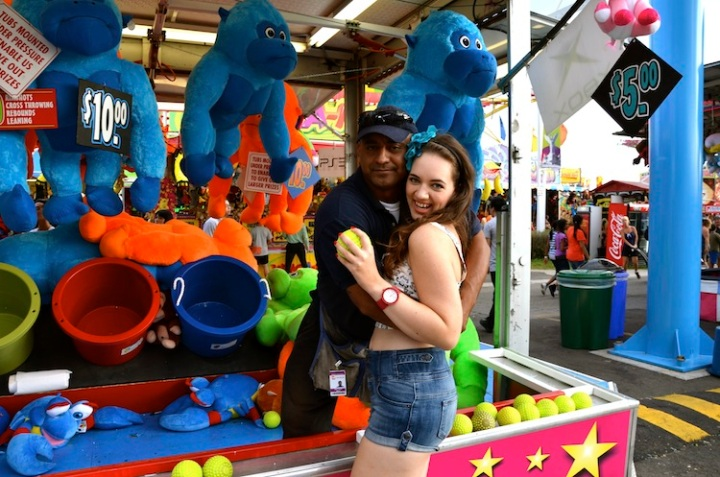 carnival hug