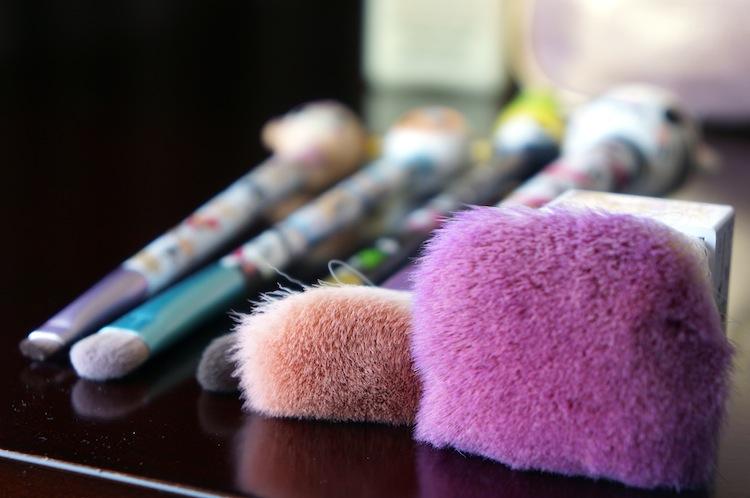 tokidoki makeup brushes