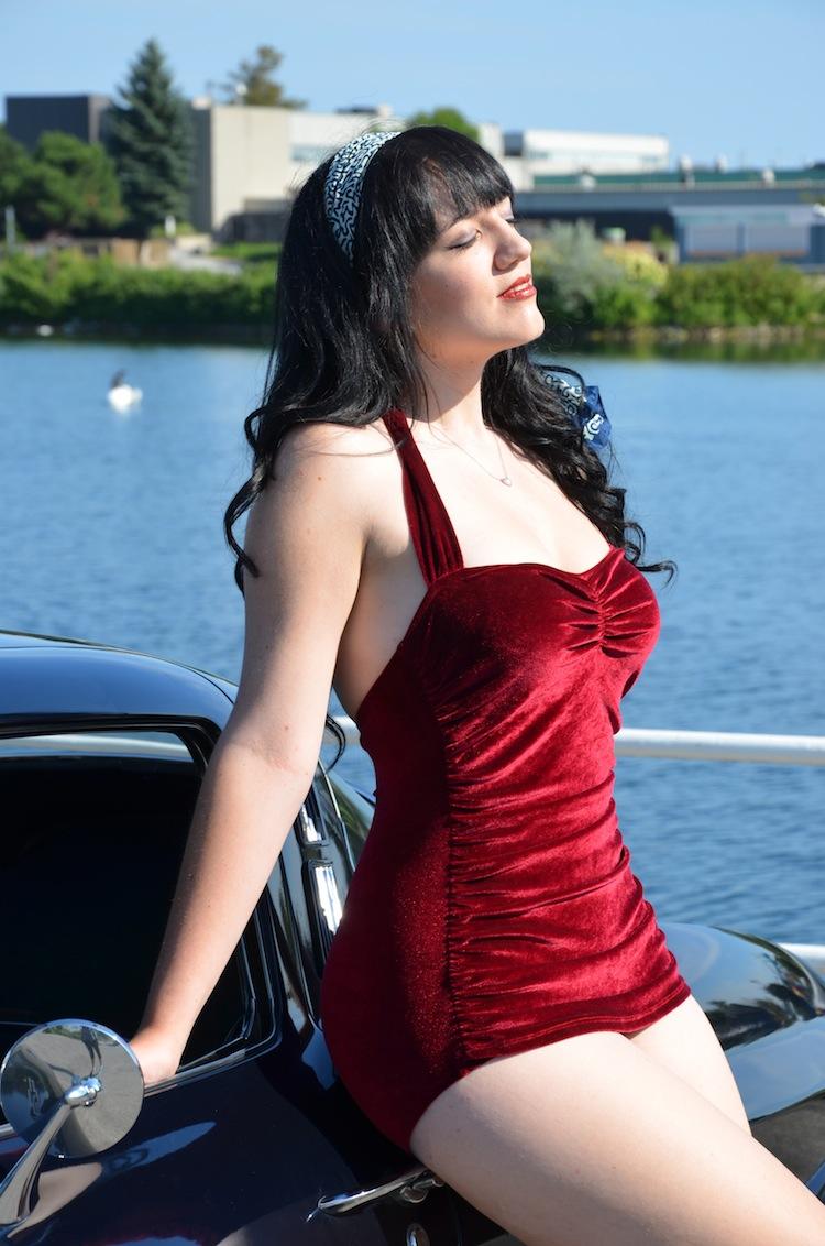 red velvet swimsuit 10