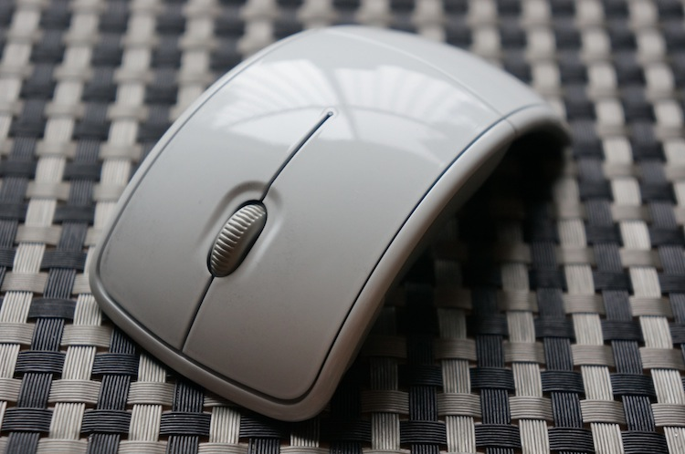 microsoft arc mouse 2