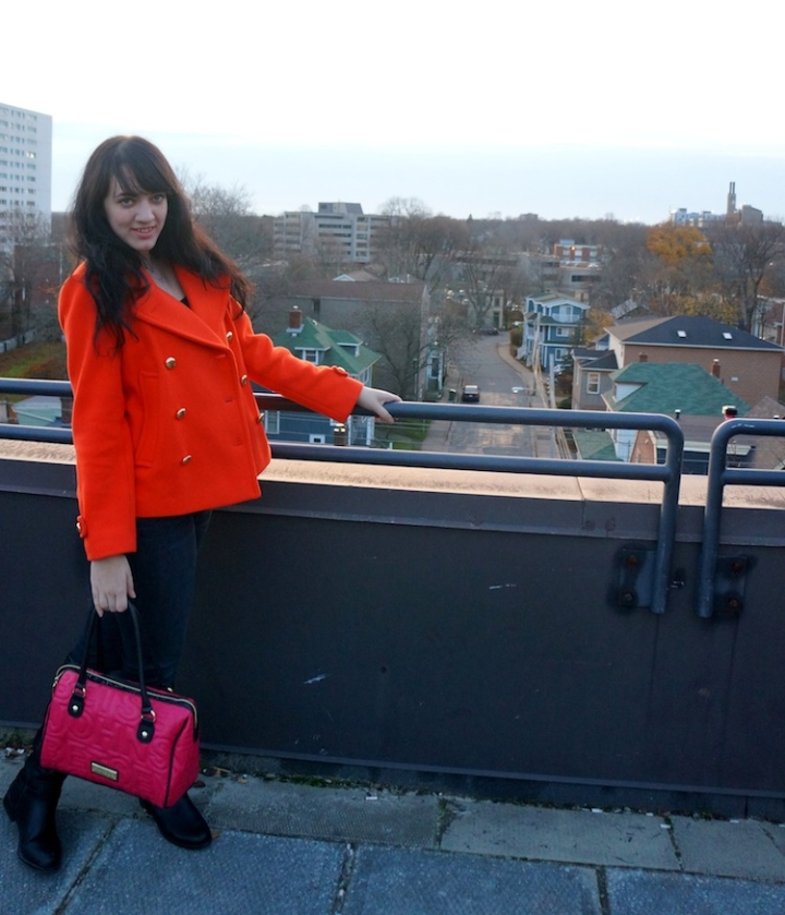 neon warm colours in fall 1