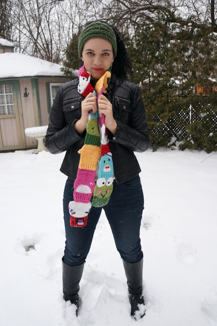 yummy you sanrio scarf giveaway 2