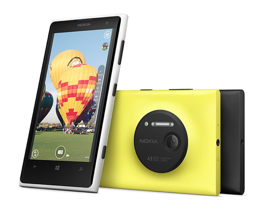 nokia lumia 1020 phone