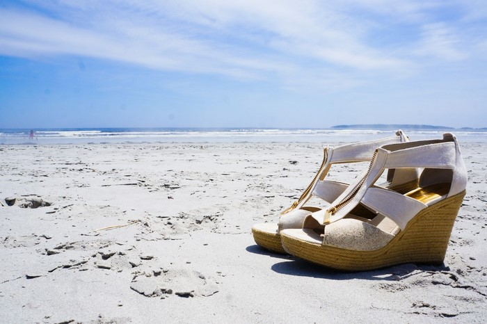 sage_michael_kors_wedge_sandals_beach_nova_scotia