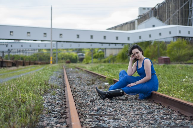 sage_trendy_techie_blue_dress_railroad_3