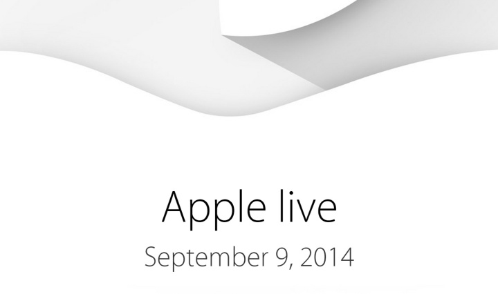 Apple Live Event 2014