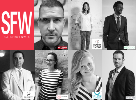 Startup Fashion Week Speakers Toronto 2014