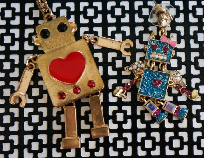 Robot jewelry