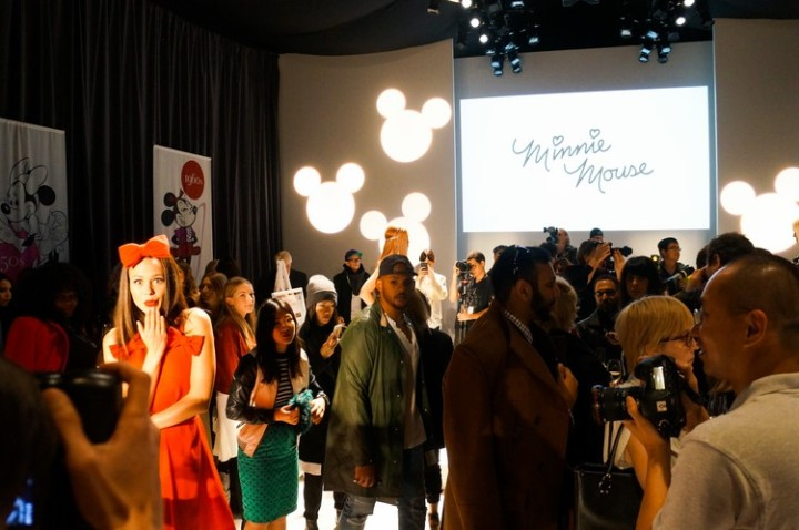 Minnie Style Throughout the Decades: Mercedes-Benz Start Up Competition at World MasterCard FashionWeek