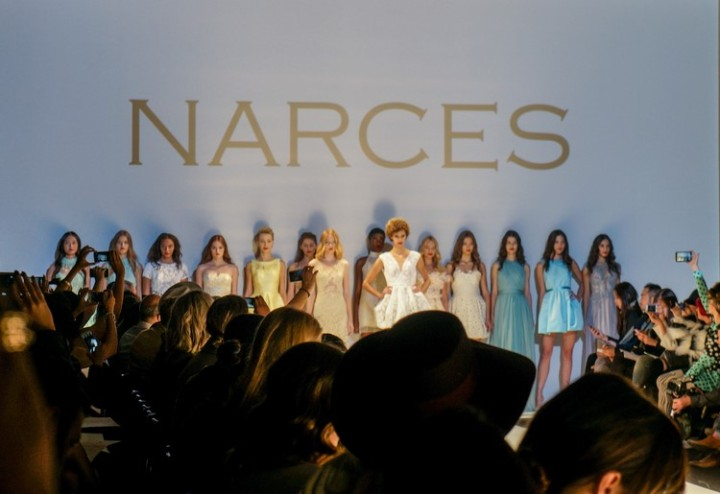 NARCES SS15 Collection: A Modern Take on Old-HollywoodElegance