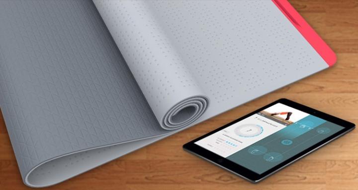 Startup Spotlight: How SmartMat Will Change YogaForever