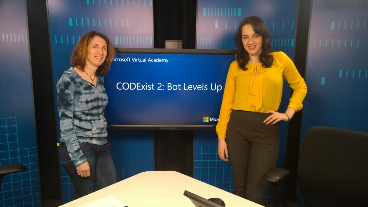 Learn to Code with a New CODExist Course Live on Microsoft Virtual Academy