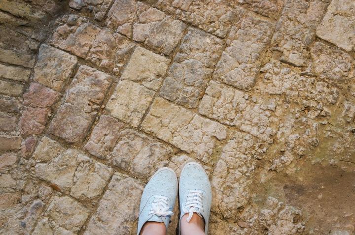 climbing_to_castello_di_arco_italy_6