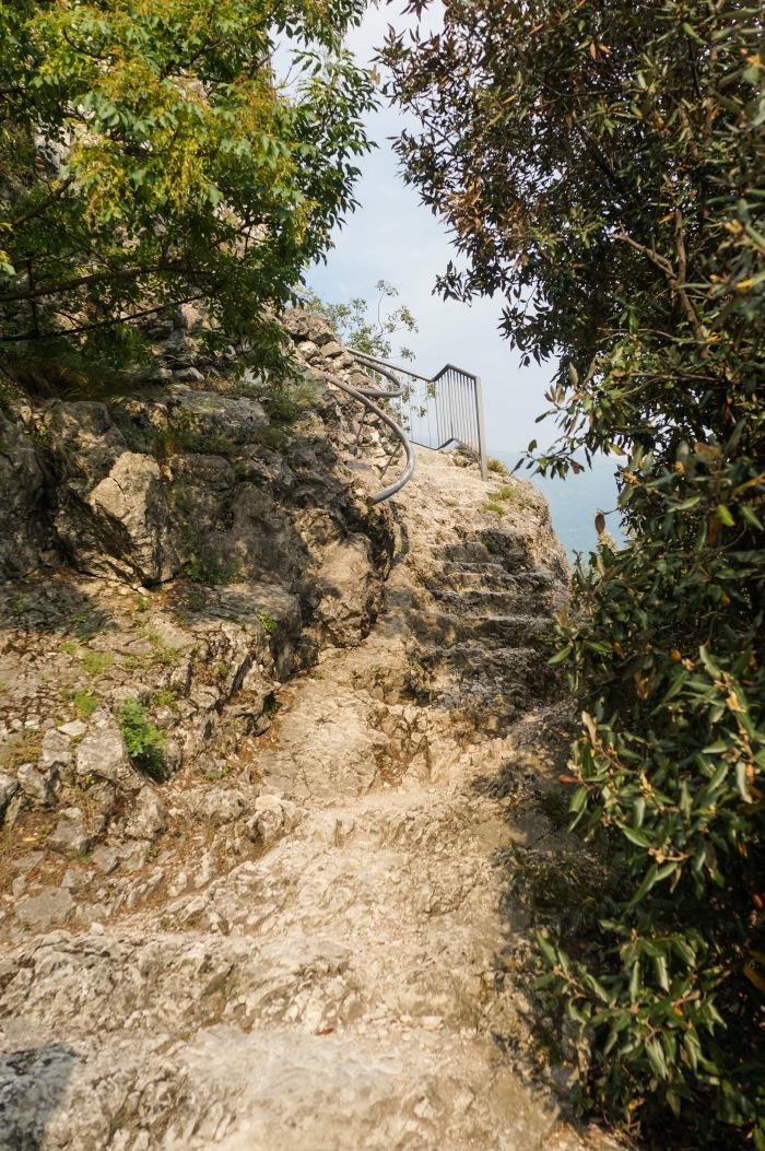 climbing_to_castello_di_arco_italy_8
