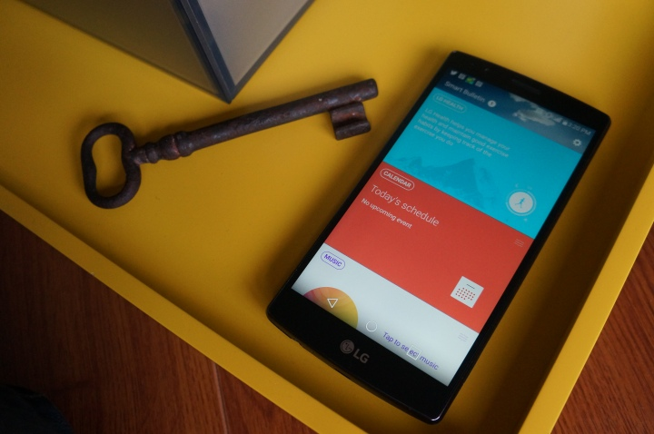 My Month with LGG4