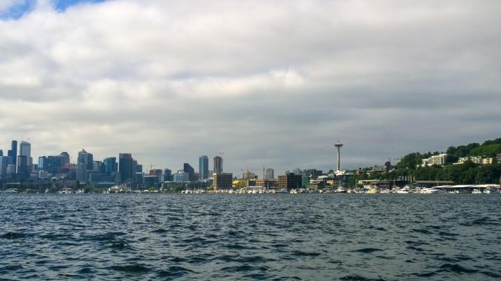 Boating on LakeWashington
