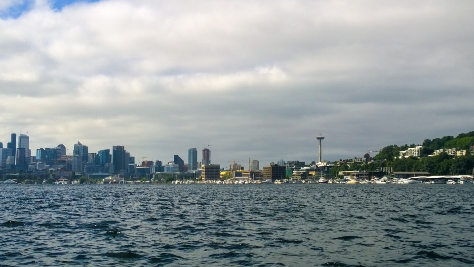 seattle_space_needle_lake_washington_trendy_techie_skyline