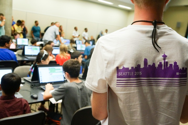 Microsoft Student Partner Summit2015