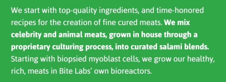 salami meat | BiteLabs
