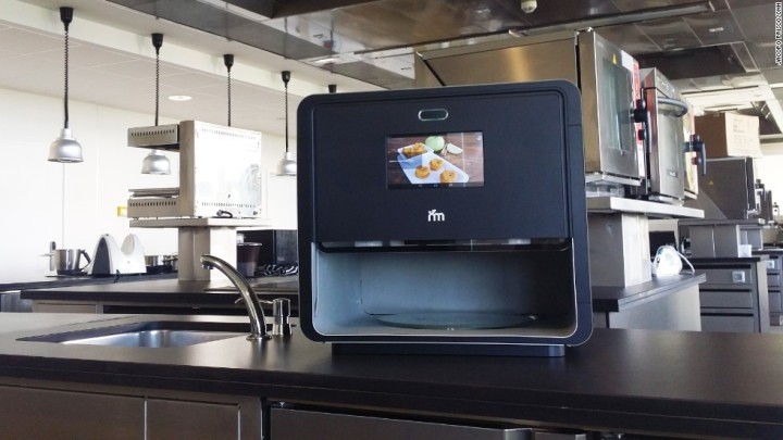 How 3D Printing is Changing the Way We Eat