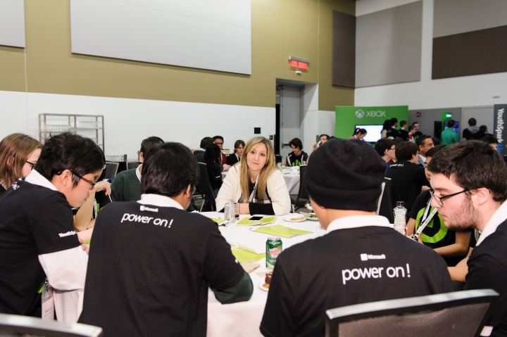 youthspark_live_2016_microsoft_ictc_mentoring_lunch