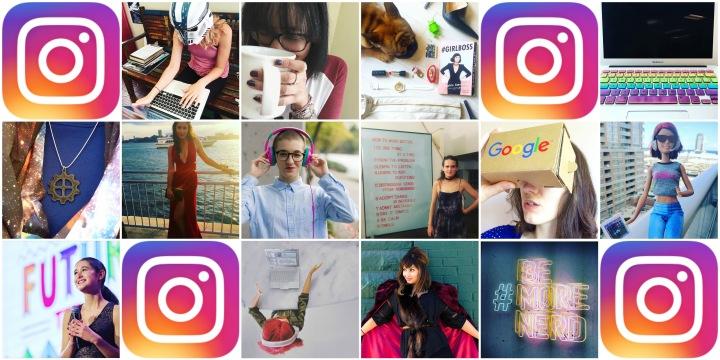 10 Awesome Geek Girls to Follow onInstagram