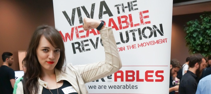 We Are Wearables Toronto Wearable Tech Celebration