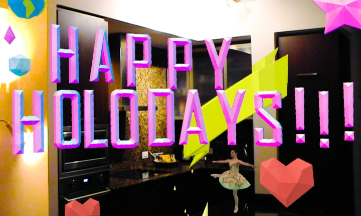 Happy Holodays from Trendy Techie!